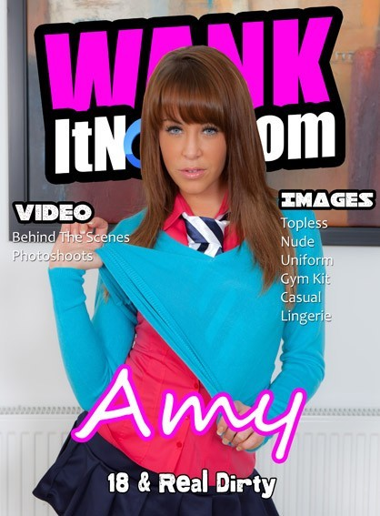 Amy - for WANKITNOW