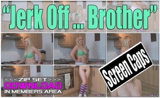 Sam - `Jerk Off...Brother` - for WANKITNOW