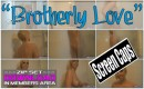 Scarlet Lovatt in Brotherly Love gallery from WANKITNOW