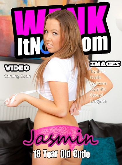 Jasmin - for WANKITNOW