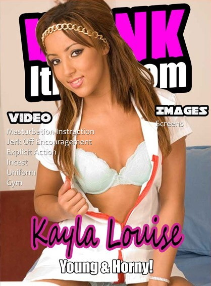 Kayla Louise - for WANKITNOW