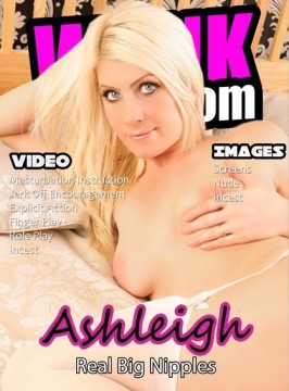 Ashleigh  from WANKITNOW