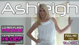 Ashleigh  from WANKITNOW