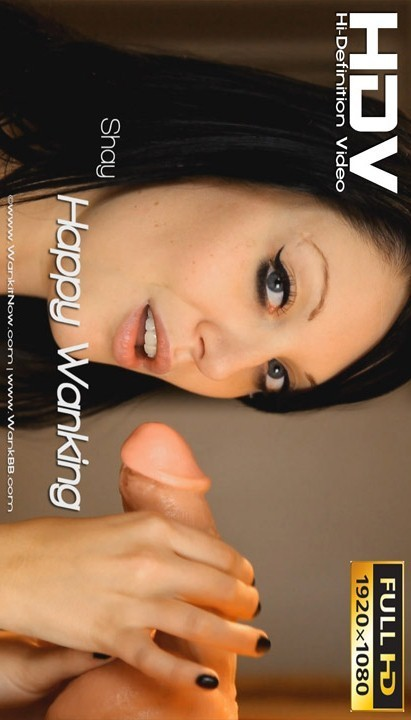 Shay - `Happy Wanking` - for WANKITNOW