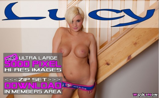 Lucy - `Summers Cumming` - for WANKITNOW