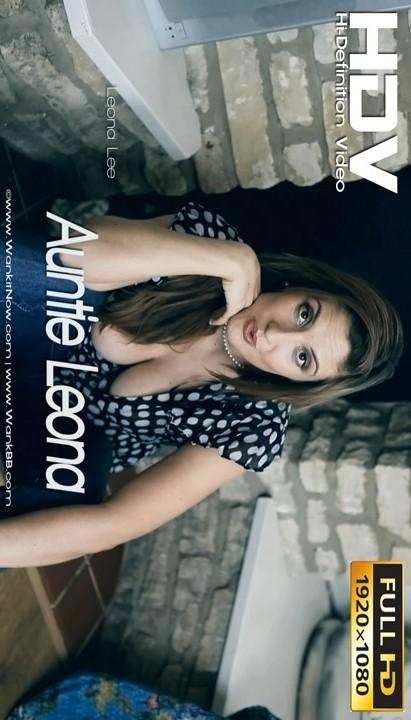 Leona Lee - `Auntie Leona` - for WANKITNOW