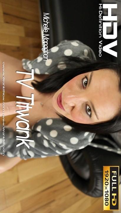 Michelle Monaghan - `TV Titwank` - for WANKITNOW