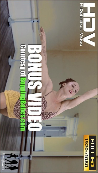Kiki Devine - `Classical Dancing` - for WANKITNOW