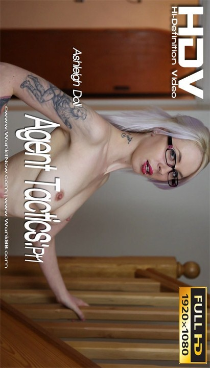 Ashleigh Doll - `Agent Tactics - Part 1` - for WANKITNOW