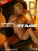 Adriana - Backstage