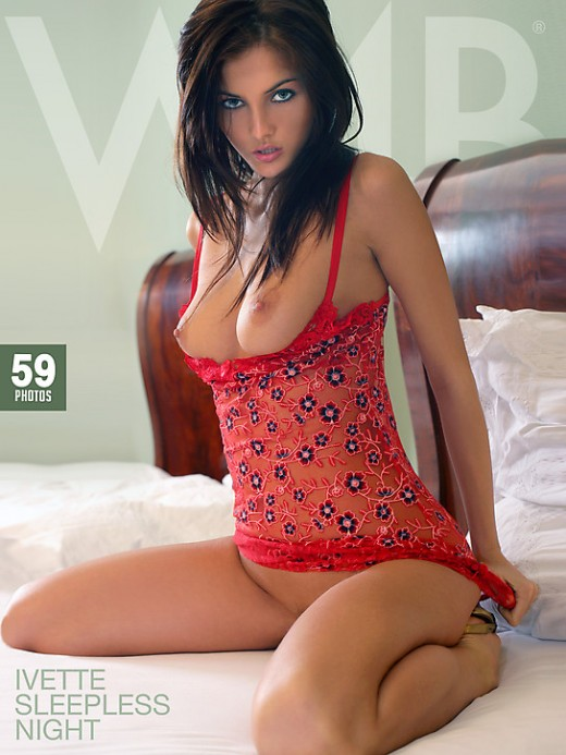 Ivette - `Sleepless Night` - by Mark for WATCH4BEAUTY