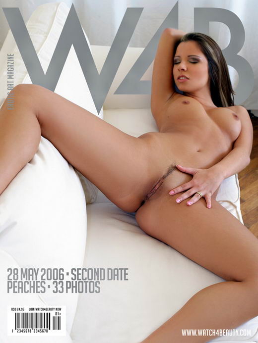 Peaches in Second Date gallery from WATCH4BEAUTY by Mark