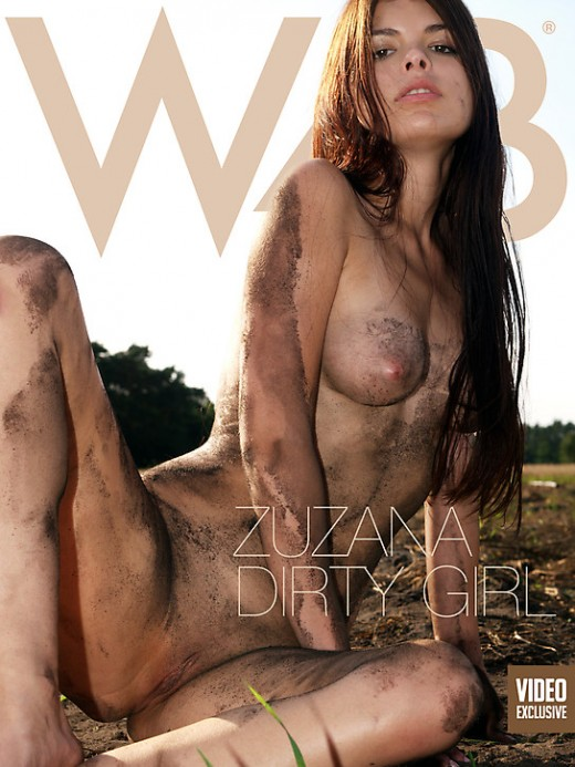 Zuzana - `Dirty Girl` - by Mark for WATCH4BEAUTY