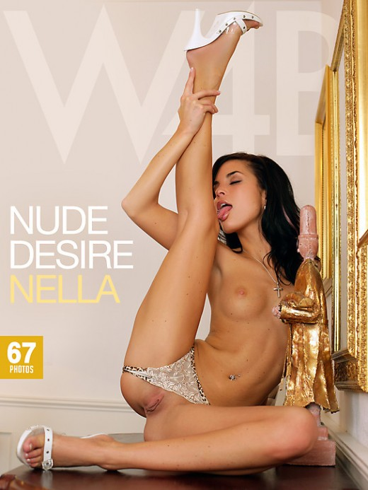Nella - `Nude Desire` - by Mark for WATCH4BEAUTY