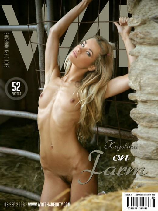 Krystyna - `On Farm` - by Mark for WATCH4BEAUTY