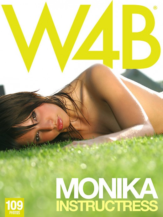 Monika Vesela - `Instructress` - by Mark for WATCH4BEAUTY