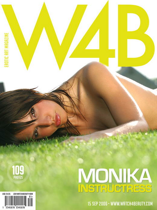 Monika - `Instructress` - by Mark for WATCH4BEAUTY