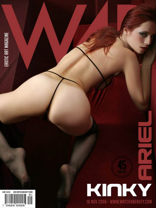 Ariel - `Kinky` - by Mark for WATCH4BEAUTY