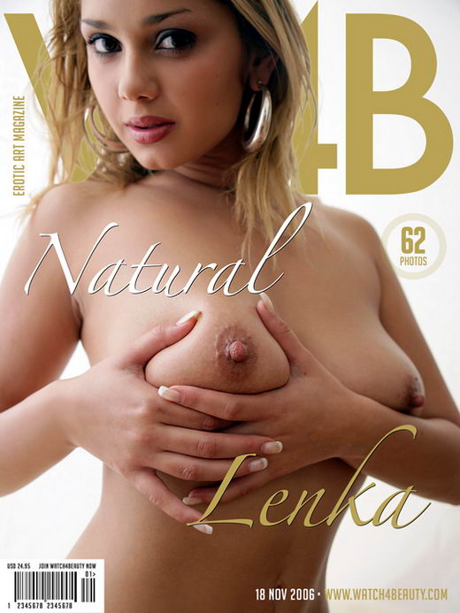 Lenka - `Natural` - by Mark for WATCH4BEAUTY