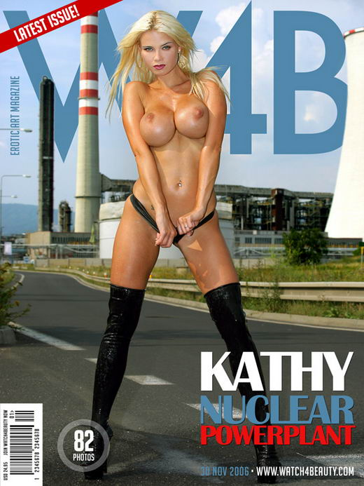 Kathy - `Nuclear Powerplant` - by Mark for WATCH4BEAUTY