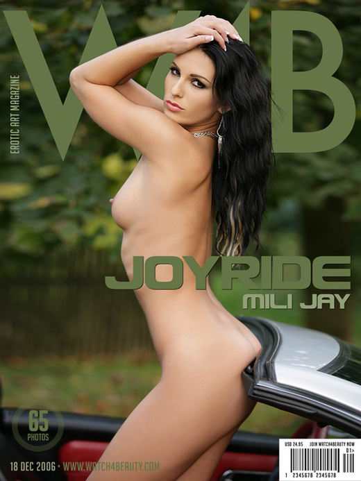 Mili Jay - `Joyride` - by Mark for WATCH4BEAUTY