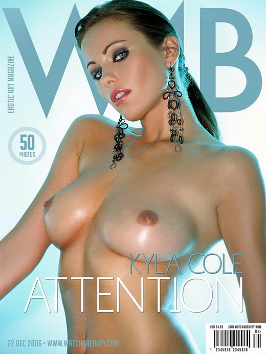 Kyla Cole - `Attention` - by Mark for WATCH4BEAUTY