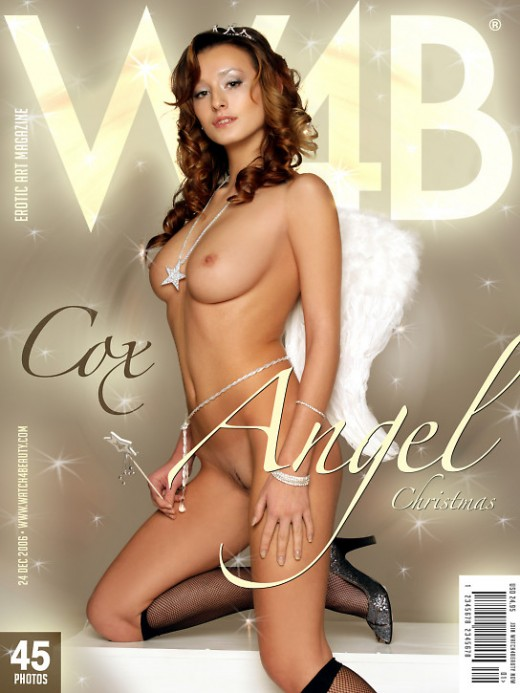 Cox - `Angel Christmas` - by Mark for WATCH4BEAUTY