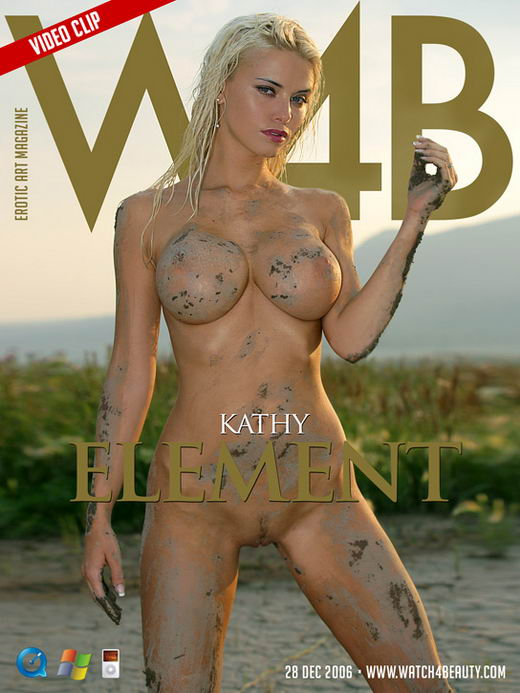 Kathy - `Element` - by Mark for WATCH4BEAUTY