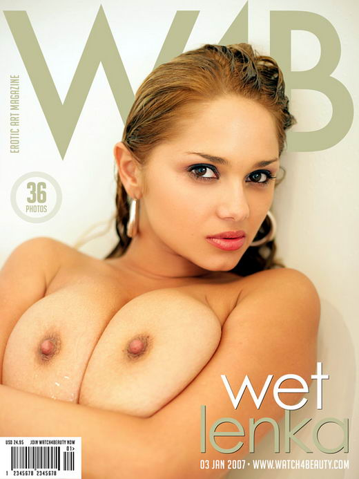 Lenka - `Wet` - by Mark for WATCH4BEAUTY