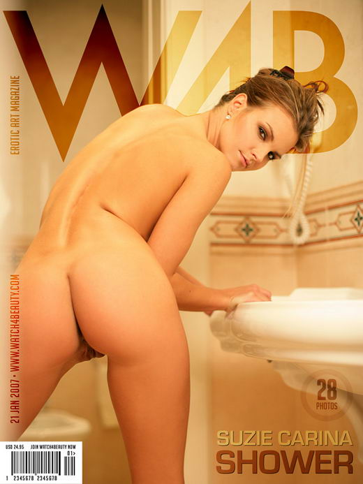 Suzie Carina - `Shower` - by Mark for WATCH4BEAUTY