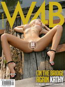 Kathy in On The Bridge Again gallery from WATCH4BEAUTY by Mark