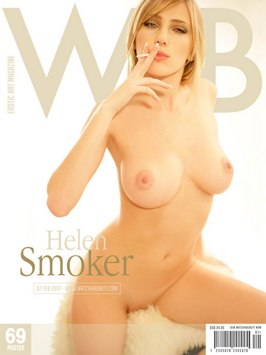 Helen - `Smoker` - by Mark for WATCH4BEAUTY