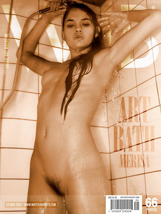 Merisa - `Art Bath` - by Mark for WATCH4BEAUTY