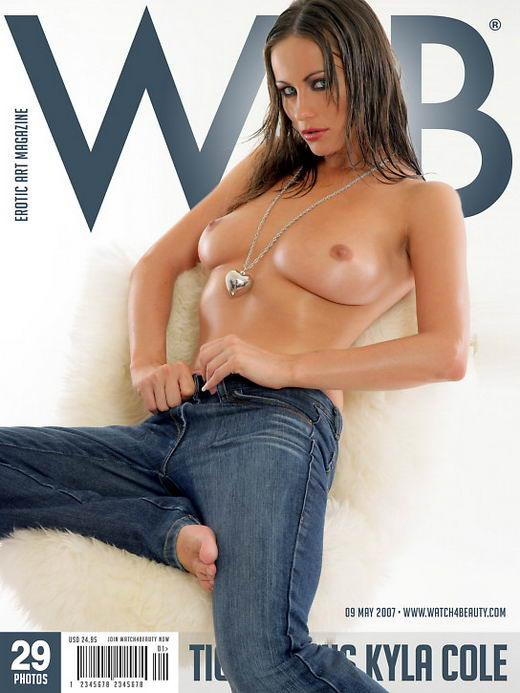 Kyla Cole - `Tight Jeans` - by Mark for WATCH4BEAUTY