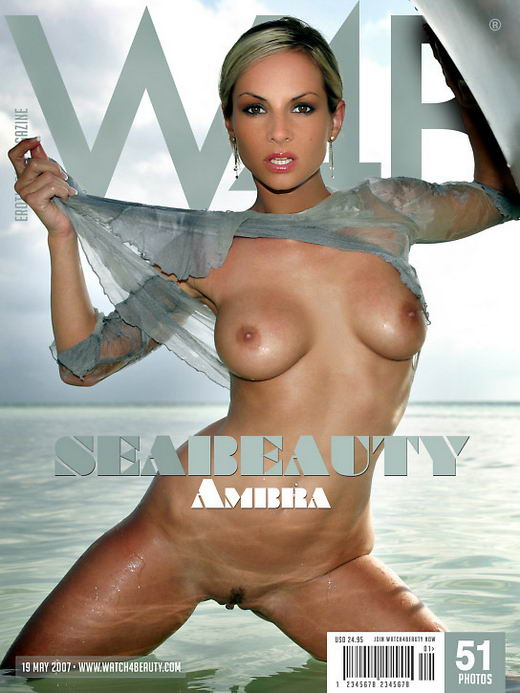 Ambra - `Sea Beauty` - by Mark for WATCH4BEAUTY