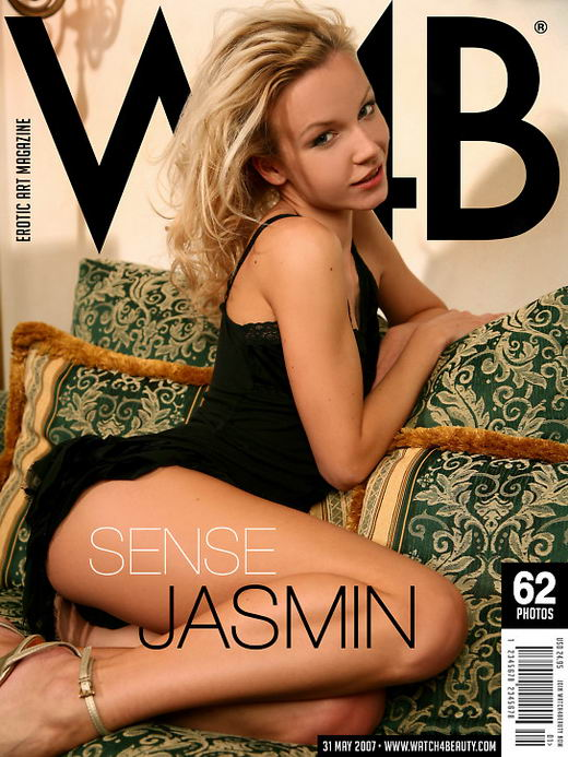 Jasmin - `Sense` - by Mark for WATCH4BEAUTY