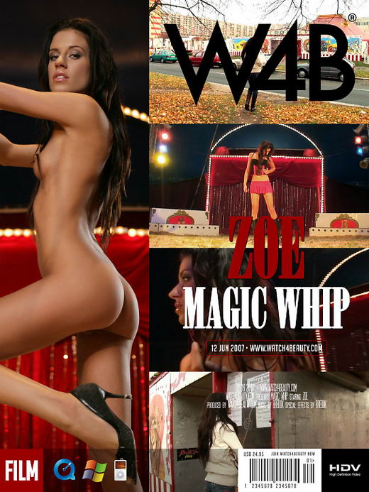 Zoe - `Magic Whip` - by Mark for WATCH4BEAUTY