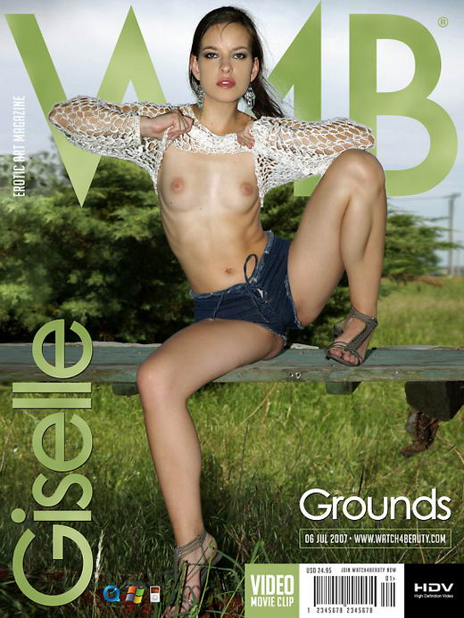 Giselle - `Grounds` - by Mark for WATCH4BEAUTY