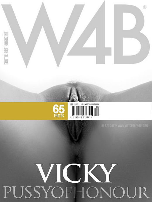 Vicky - `Pussy of Honour` - by Mark for WATCH4BEAUTY