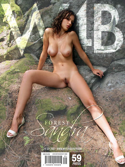 Sandra - `Forest` - by Mark for WATCH4BEAUTY