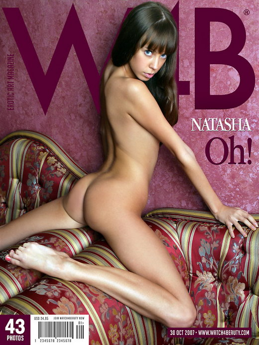 Natasha - `Oh!` - by Mark for WATCH4BEAUTY