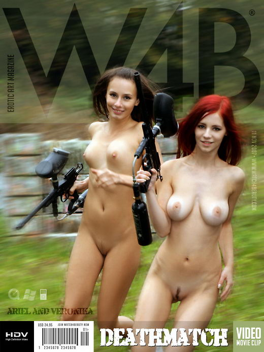 Ariel & Veronika - `Deathmatch` - by Mark for WATCH4BEAUTY