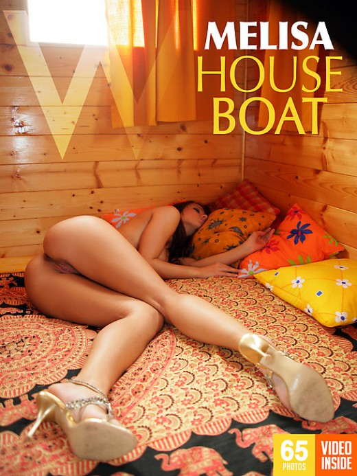 Melisa - `House Boat` - by Mark for WATCH4BEAUTY