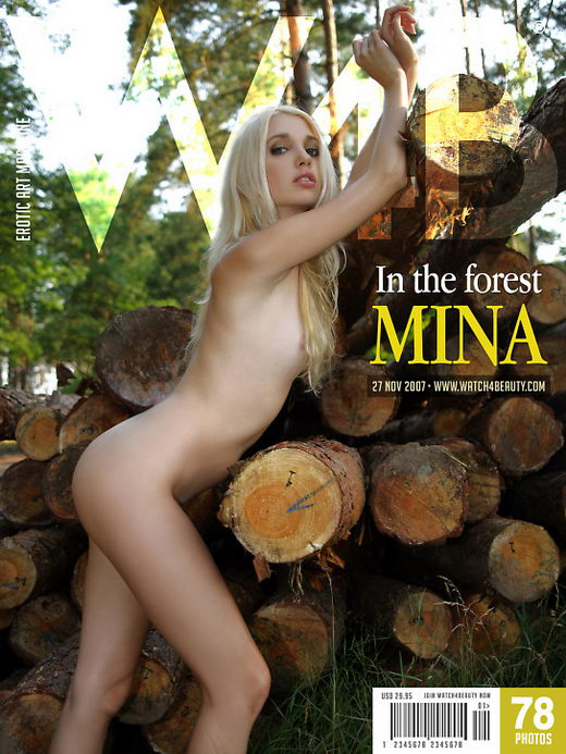 Mina - `In The Forest` - by Mark for WATCH4BEAUTY