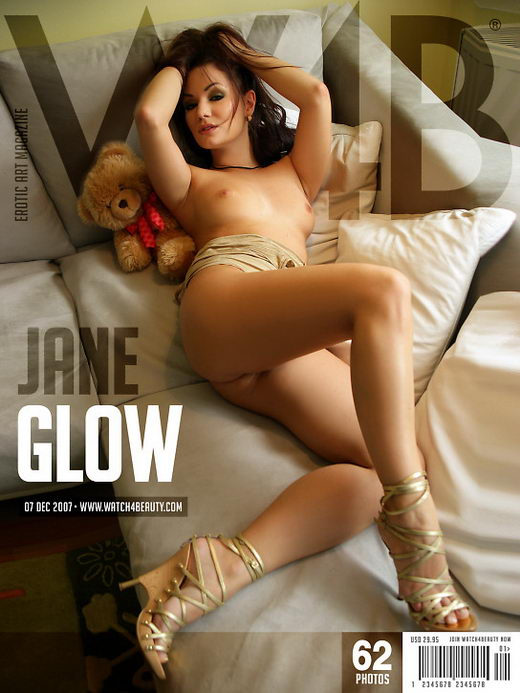 Jane - `Glow` - by Mark for WATCH4BEAUTY