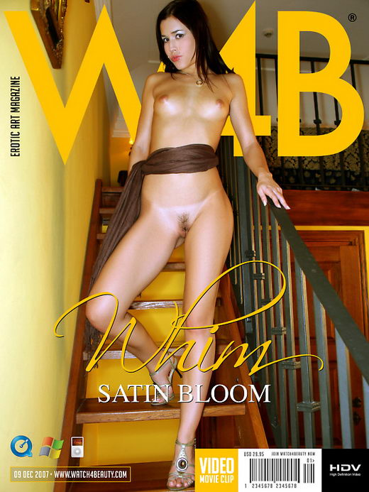 Satin Bloom - `Whim` - by Mark for WATCH4BEAUTY