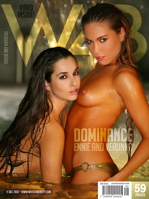 Ennie & Verunka - `Dominance` - by Mark for WATCH4BEAUTY
