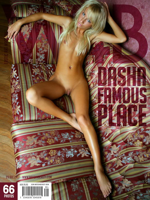 Dasha - `Famous place` - by Mark for WATCH4BEAUTY