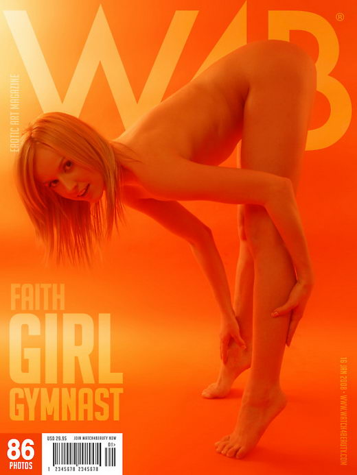 Faith - `Girl Gymnast` - by Mark for WATCH4BEAUTY
