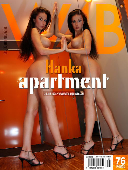 Hanka - `Apartment` - by Mark for WATCH4BEAUTY